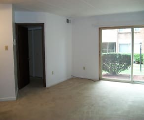 Living Room, Summit Apartment