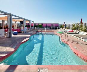 Pool, Urbane