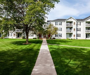 Building, Fairfax Apartments