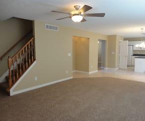 Living Room, 325 Steeplechase Lane