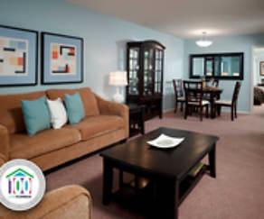 Living Room, Korman Residential At Cherrywood