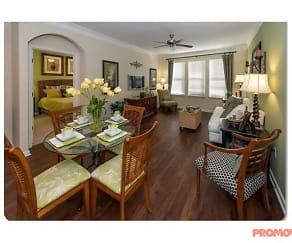 Dining Room, Park at Johns Creek Senior Residences
