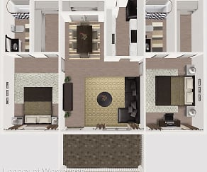 Legacy at Westchase Apartment