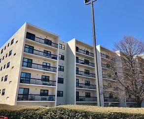 Building, Clipper Apartments