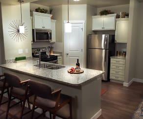 Kitchen, Grayhawk at River's Edge