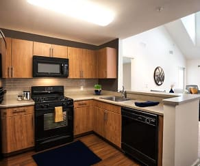 Kitchen, Avalon West Long Branch