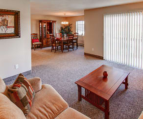 Living Room, New Legacy Apartments