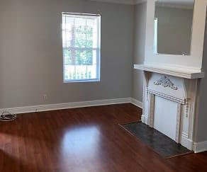Living Room, 11 E Pitt St
