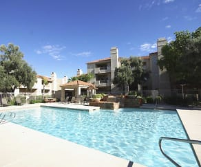 Pool, Ventana Apartments