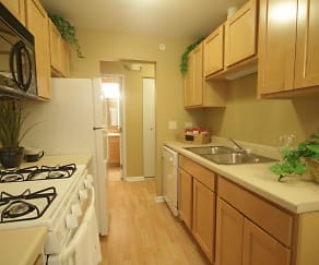 Kitchen, Wilshire Towers