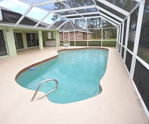 Pool, 16 Barring Place