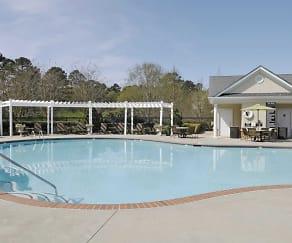 Pool, Villas At Hampton