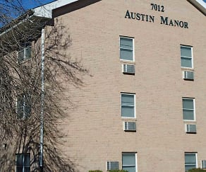 Building, Austin Manor
