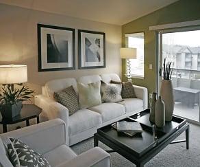 Living Room, Atrium on James