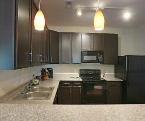 Kitchen, Oak Grove Crossing Luxury Apartment Homes