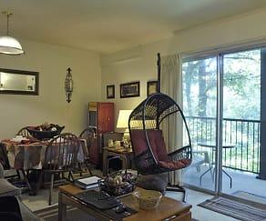 Living Room, Pembrook Apartments