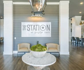 Station at Poplar Tent Apartments