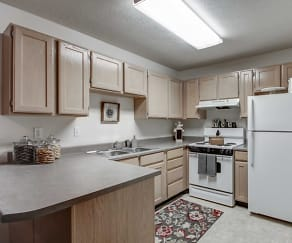 Kitchen, Fairview Crossing