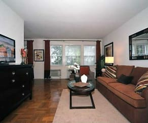 Living Room, Banneker Place
