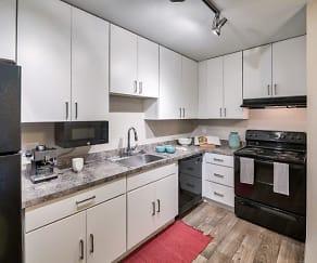 Kitchen, Heritage Pointe