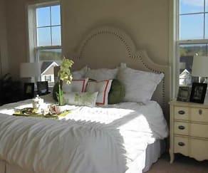 Bedroom, The Lofts At Worthington