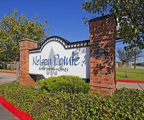 Community Signage, Nelson Pointe