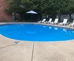 Pool, 1312 W 8th Street