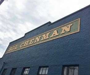 Community Signage, Chenman Lofts