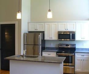Kitchen, Halifax Lofts