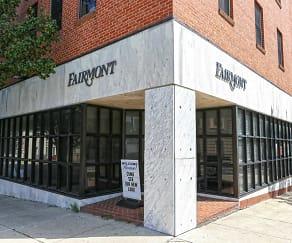 Community Signage, Fairmont Towers