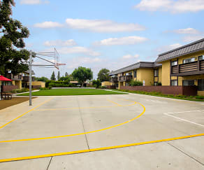 Building, California Villages in West Covina