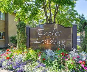 Community Signage, Eagle's Landing
