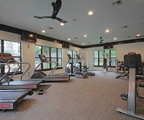 Fitness Weight Room, Silverado