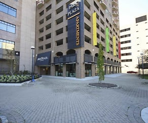 Building, Park Plaza