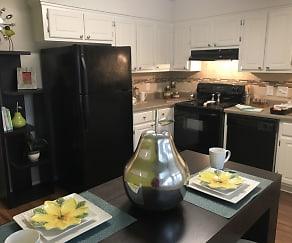 Kitchen, Ascent Jones Valley