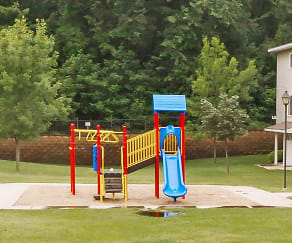 Playground, Morningside Townhomes
