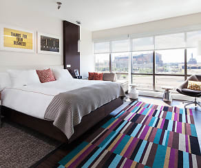 Bedroom, Residences at CityWay