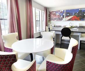 Dining Room, Arlo Buffalo Heights