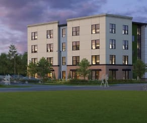 Building, Intrada Saratoga Springs