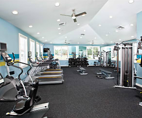 Fitness Weight Room, Belmont Hills