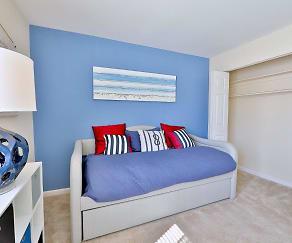 Bedroom, Cedar Creek Apartment Homes