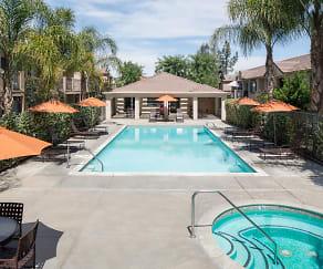 Pool, Cypress Villas Apartment Homes