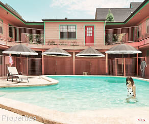 Pool, 5403 William Holland Ave
