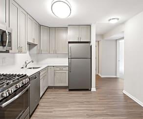 Kitchen, Hermitage Hill