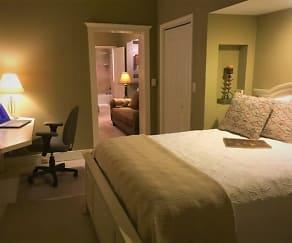 Bedroom, RiverOaks - Luxury Furnished - Corporate Housing