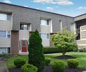 Building, Towne Oaks Apartments