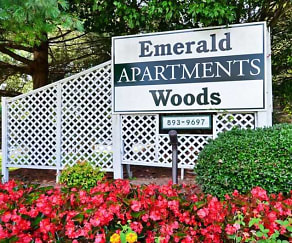 Landscaping, Emerald Woods