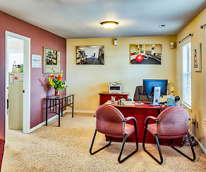 Leasing Office, Pepperwood Townhomes