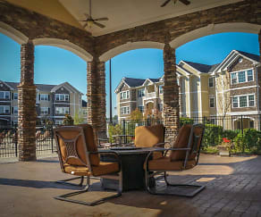 Patio / Deck, Stone Gate Apartments