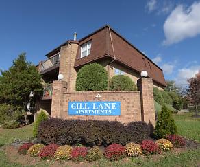 Community Signage, Gill Lane Village